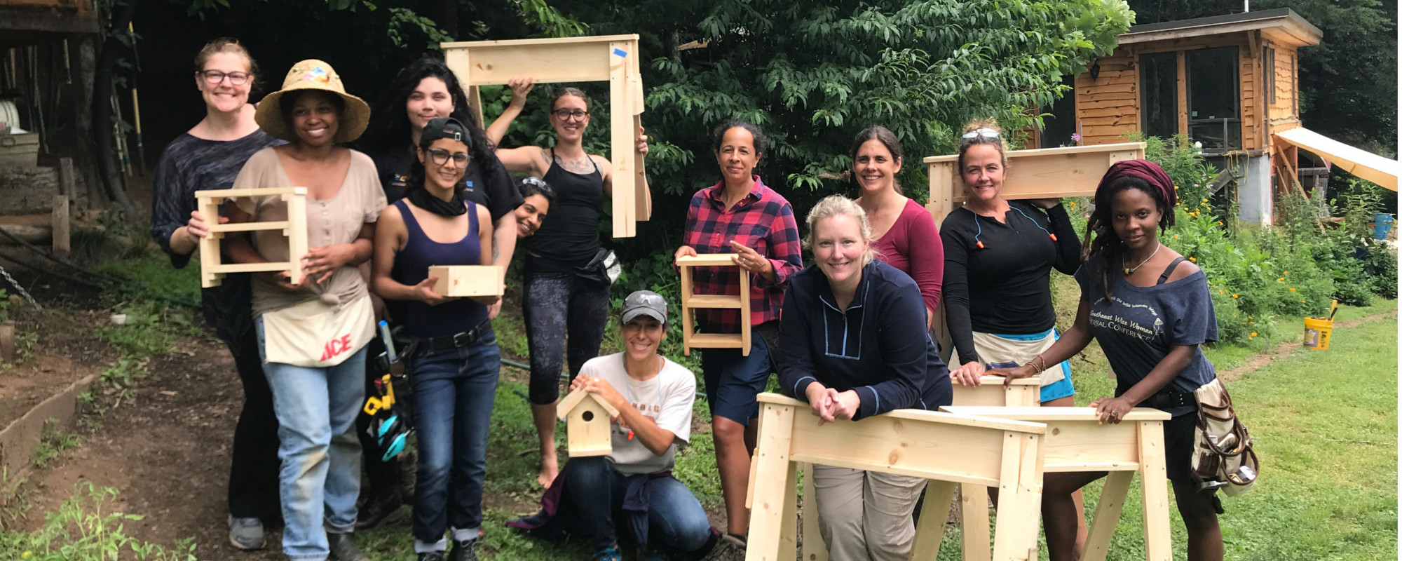 Women S Basic Carpentry Wild Abundance