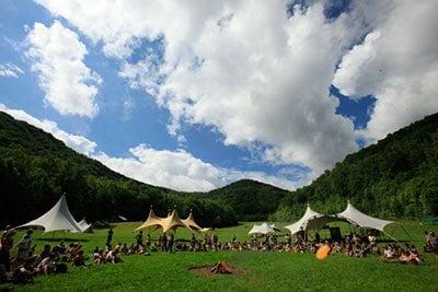 firefly gathering earthskills festival event