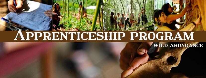 Wild Abundance apprenticeship program banner