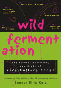 wild fermentation cookbook