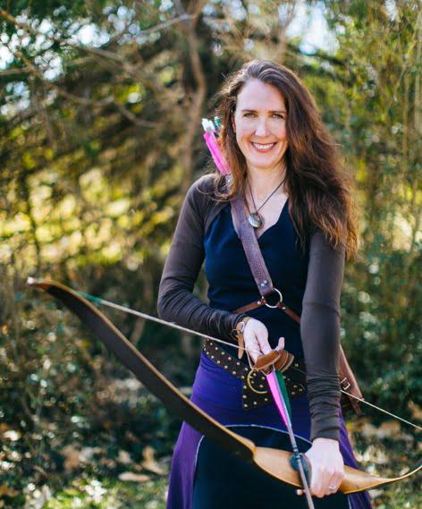alexandria tait rewilding instructor
