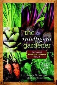 Cover of the Intelligent Gardener by Steve Soloman