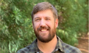Ben Marchman permaculture design course student