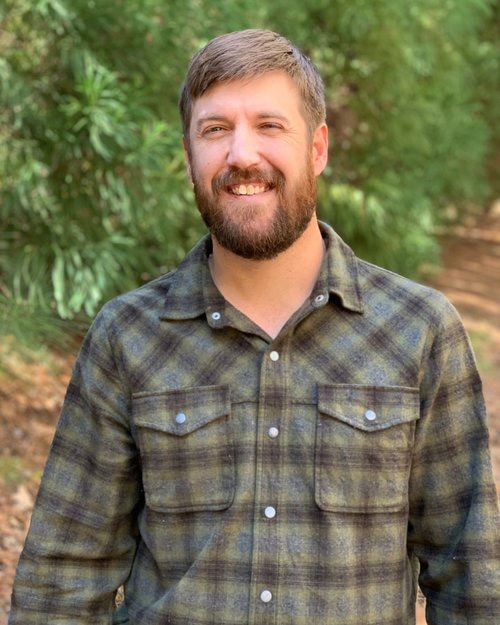 ben marchman permaculture student