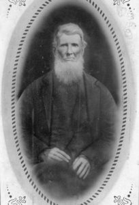 photo of John Chapman a.k.a. Johnny Appleseed