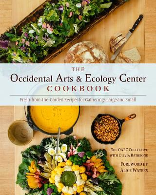 Front cover of the Occidental Arts and Ecology Cookbook