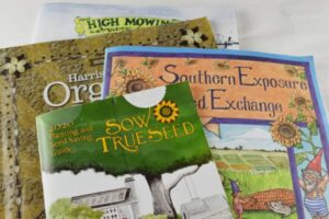 seed company catalogues